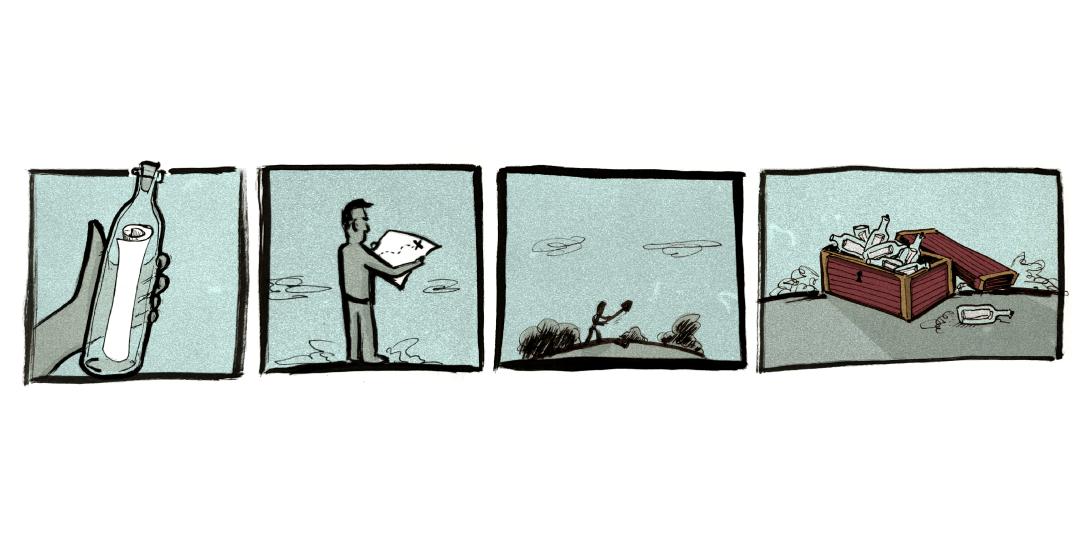 Baú de ideias